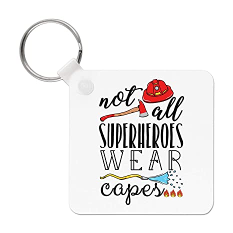 Gift Base® Bombero no Todos los superhéroes Desgaste Capa ...