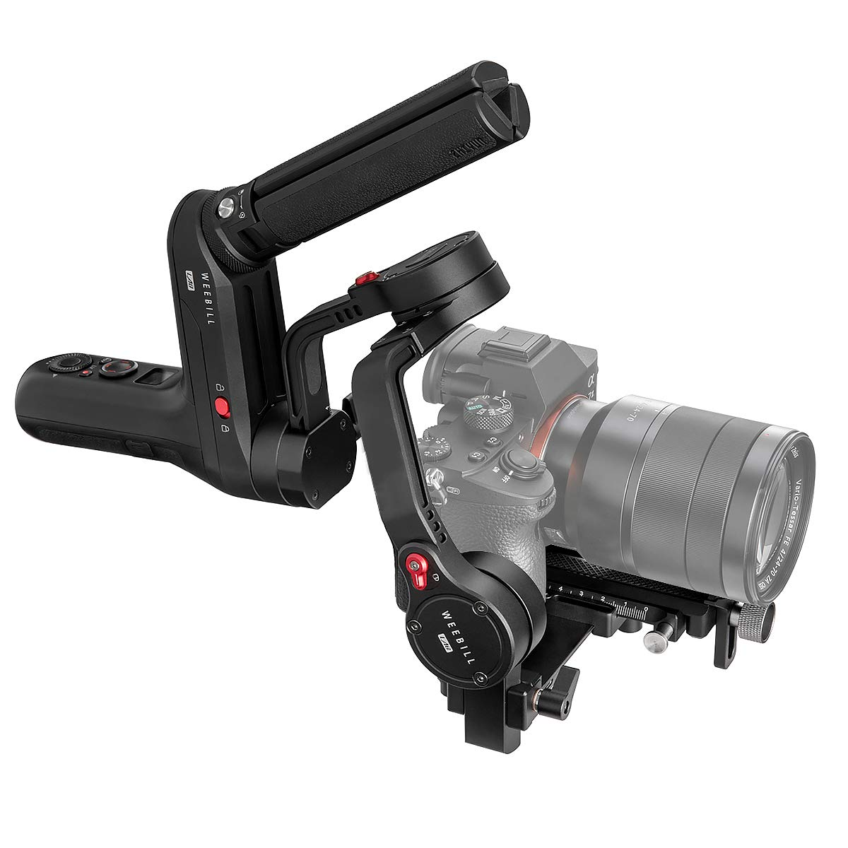 Zhiyun (Official) Weebill Lab 3-Axis Gimbal Stabilizer for Mirrorless Cameras by zhi yun