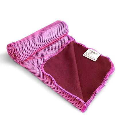 VANKER deportes toalla de refrigeración instantánea, Socorro, toalla para Golf entrenamiento natación gimnasio Yoga