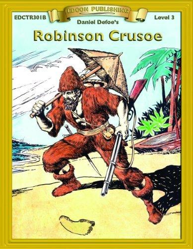 By Daniel Defoe Robinson Crusoe (Bring the Classics to Life: Level 3) (Workbook) [Paperback] pdf epub
