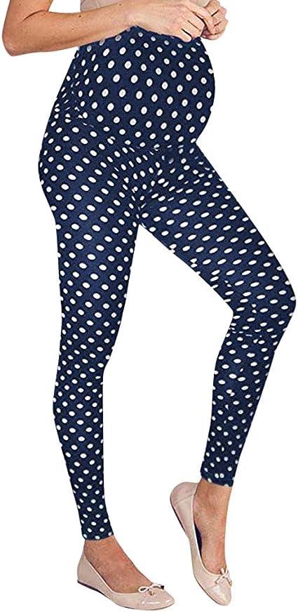Leggings para Premamá, SUNNSEAN Pantalones para Mujeres Embarazadas Moderna de Lunares Leggins Maternidad Largo Mujer Cintura Alta Elástica Tallas Grandes Ropa Premama: Amazon.es: Instrumentos musicales