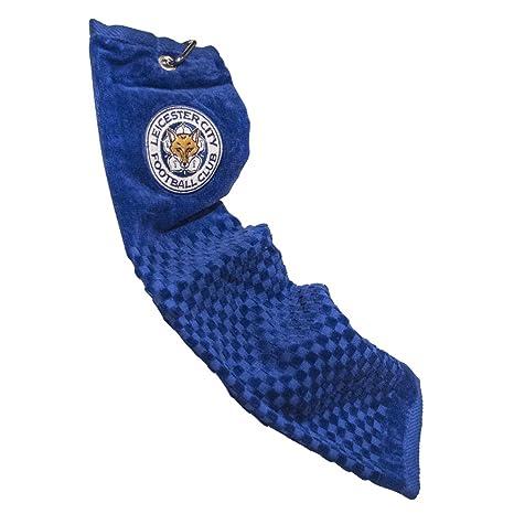 Leicester City Tri-Toalla de Golf - Azul