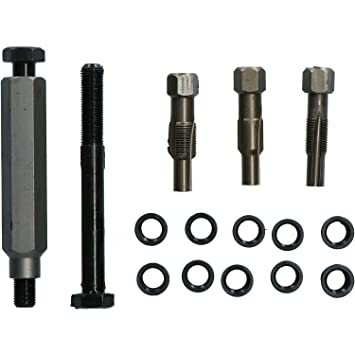 Bujía métrica Culata restaurador toca el kit de reparación de roscas M10 x 1,0 mm.: Amazon.es: Coche y moto