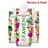 #4: Ready to Drink Organic Vegan Superfood Soup Variety Pack