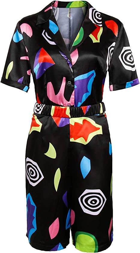 NUWIND - Disfraz de Stranger Eleven para Mujer y Niña Verano Mono ...