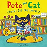 #8: Pete the Cat Checks Out the Library