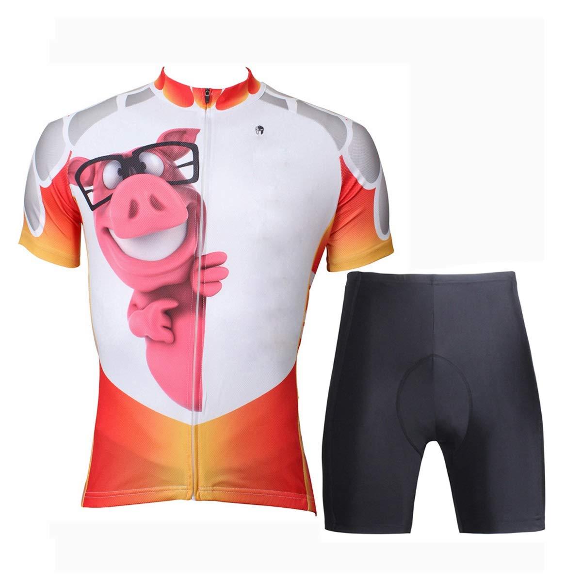 Fahrrad Reitanzug Frühjahr und Sommer Jacken Freizeitkleidung Fahrräder Mountainbike Bekleidung Bike Jersey Fahrradtrikot LPLHJD