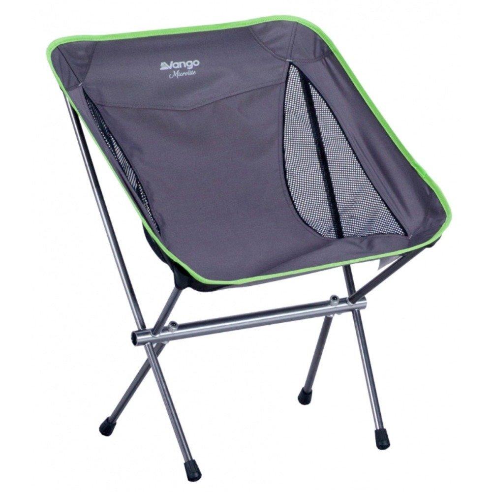 Vango Vg Microlite Stuhl Outdoor Ausrstung Camping Sthle Dunkelgrau Einheitsgr/Ã/Ÿe Dunkelgrau