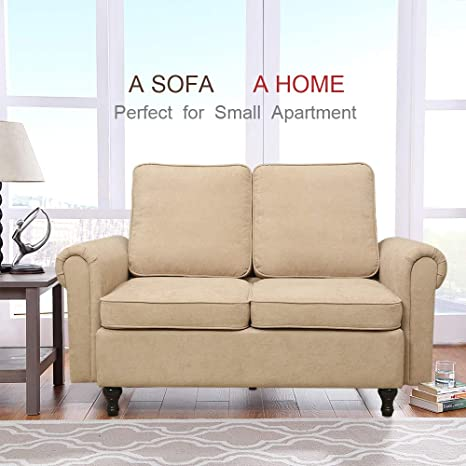 Best-Living Furniture Loveseat - Sofá de 2 plazas ...