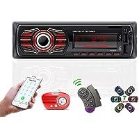 Radio Coche, TOYOUSONIC 12V Universal Autoradio 1 DIN