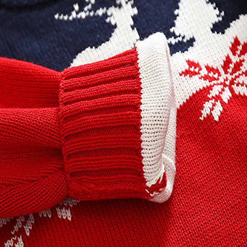 momoland toddler boys christmas sweaters reindeer xmas gift clothes