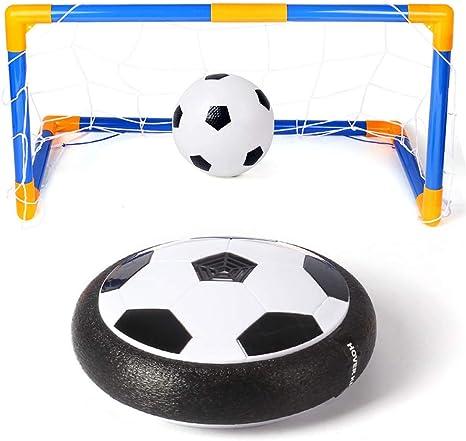 Pelota De Futbol Y Porteria para Muchachos Juguetes Hover Football ...