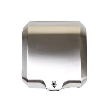 Amazon.com: Goetland - Secador de manos comercial de acero ...