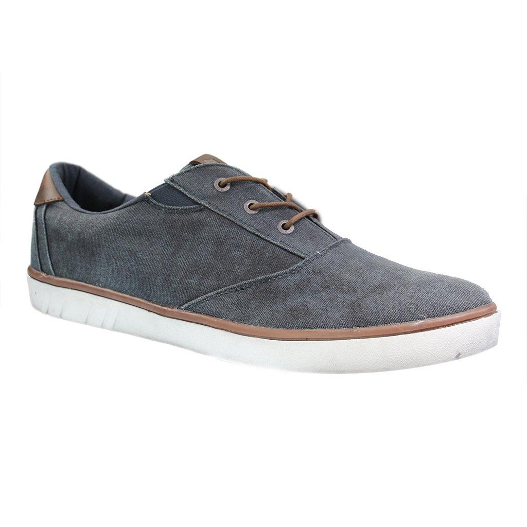 Boras - Herren Halbschuhe - Blau Schuhe in Übergrößen