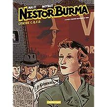 NESTOR BURMA T.10 : NESTOR BURMA CONTRE CQFD