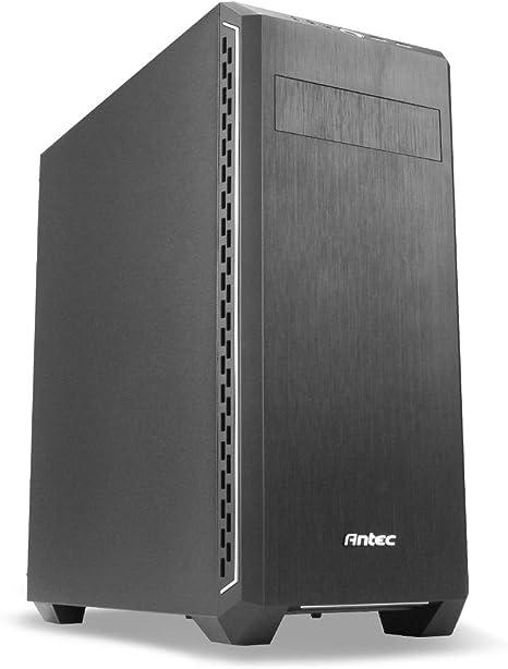 Antec P7 Silent Carcasa de Ordenador Midi-Tower Black - Caja de ...