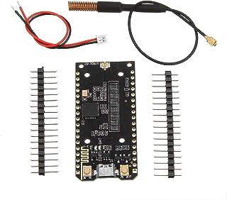 ICQUANZX Nouveau Module de Carte de développement d'antenne Internet Bluetooth Lora ESP32 SX1278 pour Arduino