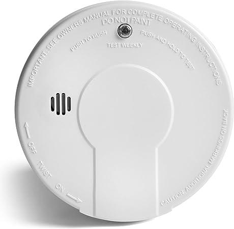 Kidde 21026051 Smoke Detector Alarm Battery O