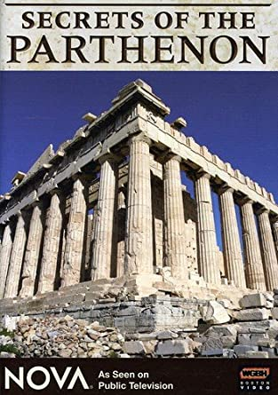 Amazon Secrets Of The Parthenon Nova Secrets Of The Parthenon