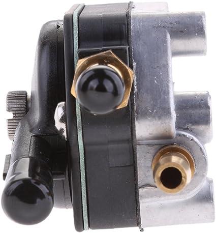 H HILABEE Kraftstoffpumpe F/ür Johnson Evinrude 20 25 30 35 40 45 48 50 55 PS 438556 18 7352