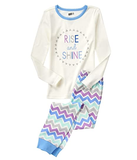 35ad5092f Amazon.com: Crazy 8 Big Girl Graphic Tight-fit Sleepwear: Clothing