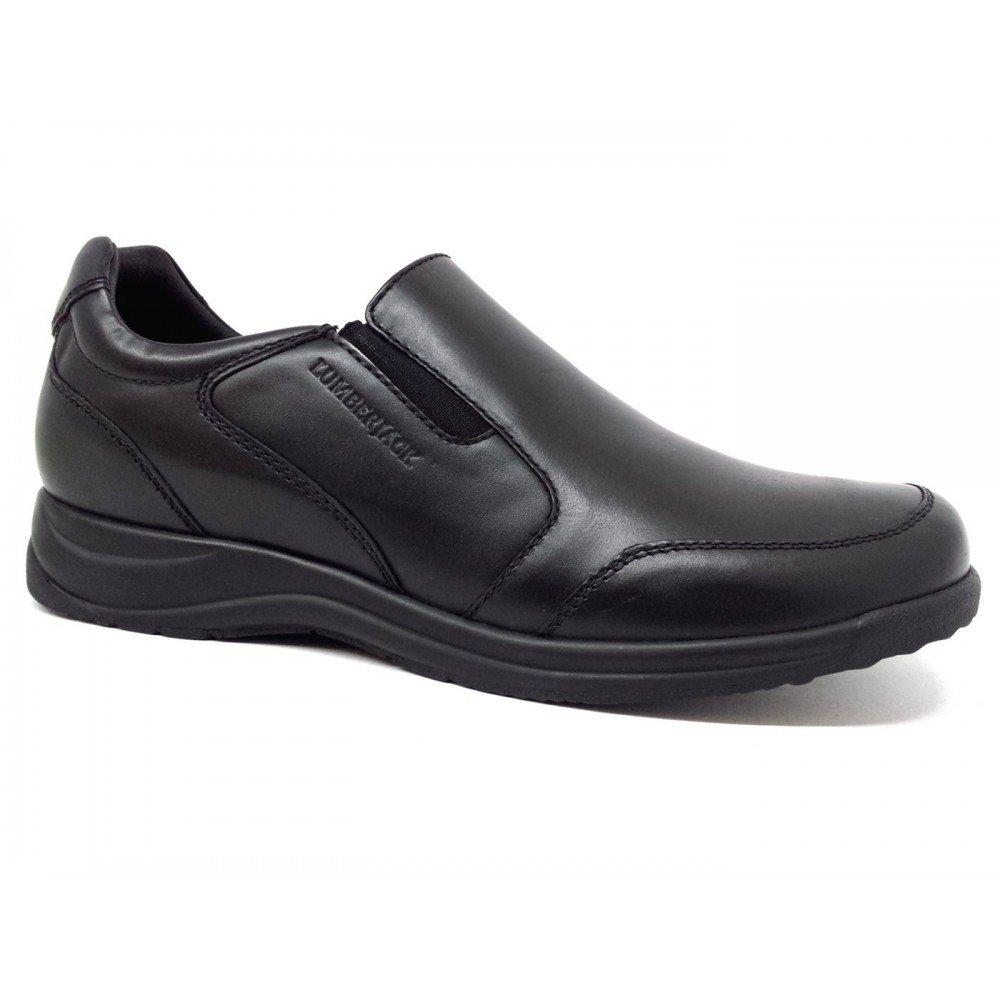 Lumberjack SM03502 002 B01 Zapatos Hombre 39 EU|Negro