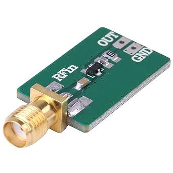 0,1 – 3200 MHz 20 db detector de módulo de RF Detector de sobre