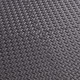 BalanceFrom Puzzle Exercise Mat with EVA Foam