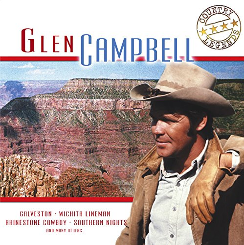 Country Legends CAMPBELL GLEN
