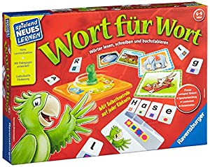 Ravensburger 25006 - Wort für Wort