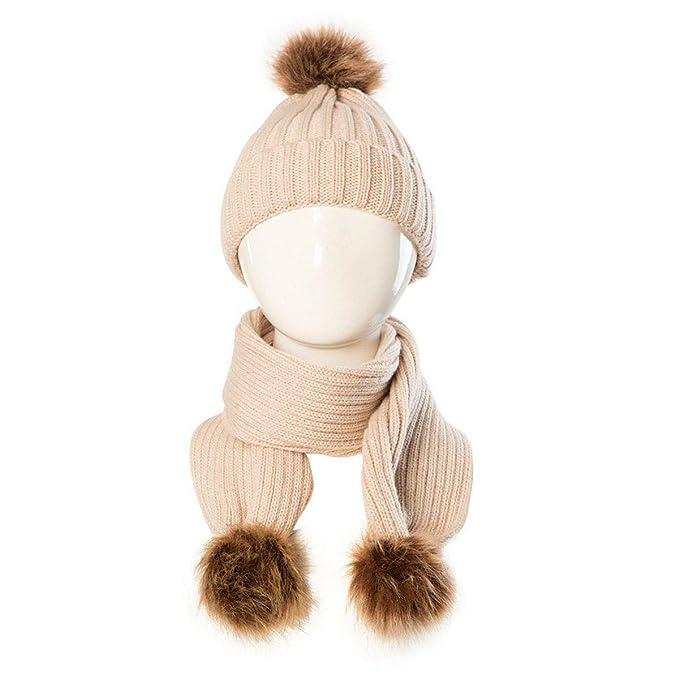 Chennie chennai kid invierno cálido bufanda de punto crochet ...