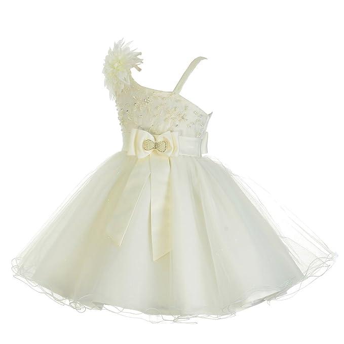 e4650565744 Lito Angels - Vestido - para niña: Amazon.es: Ropa y accesorios
