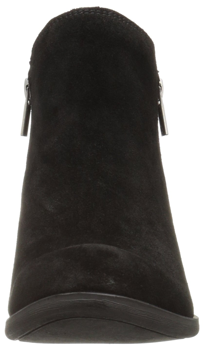 Lucky Boot Brand Women's Basel Boot Lucky B01H2IUXG8 12 W US|Black efb2b0