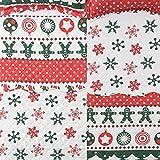 Bedsure Christmas Quilt Set Full/Queen Size