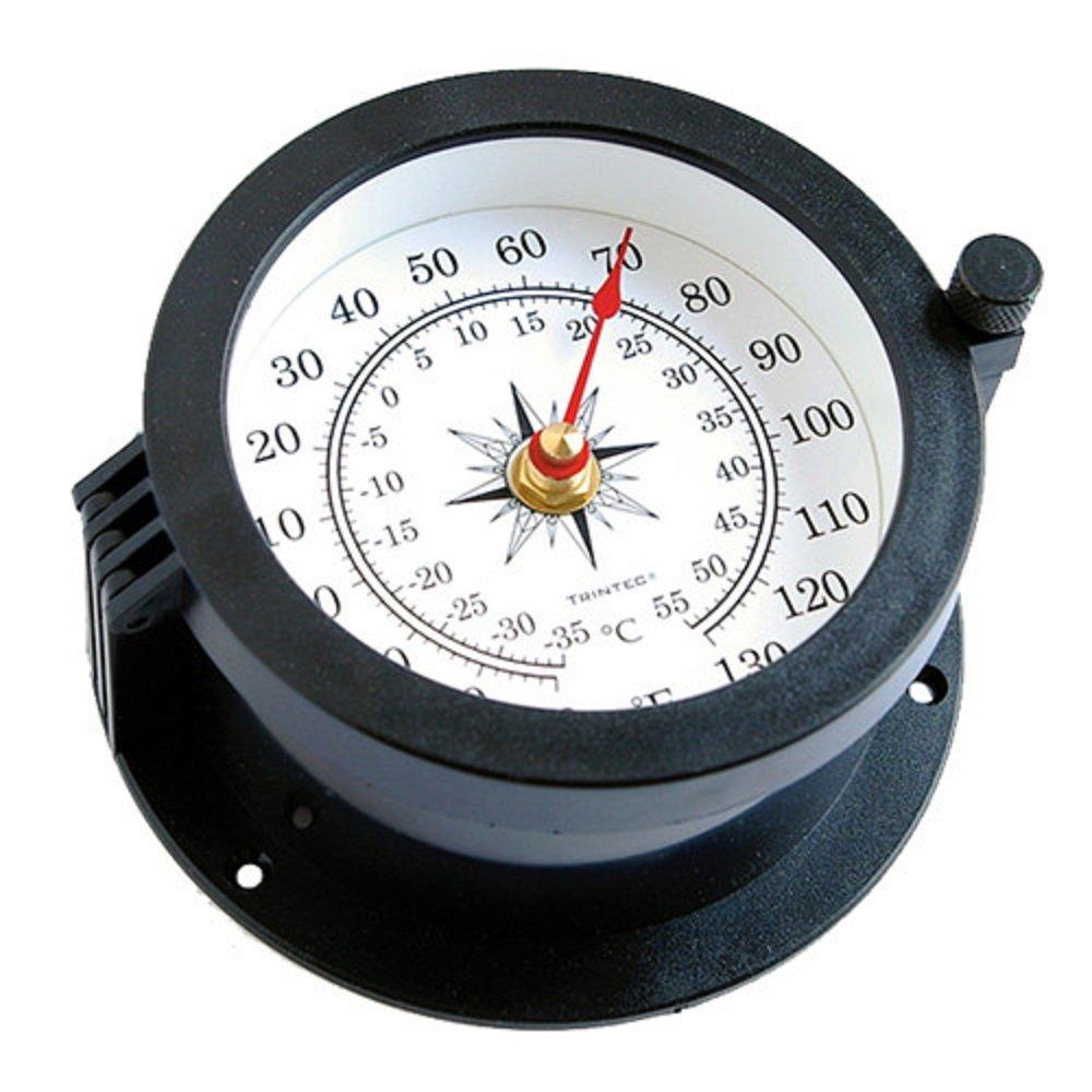 Trintec Nautical Marine Coastline Collection Thermometer (White) CC-W-03