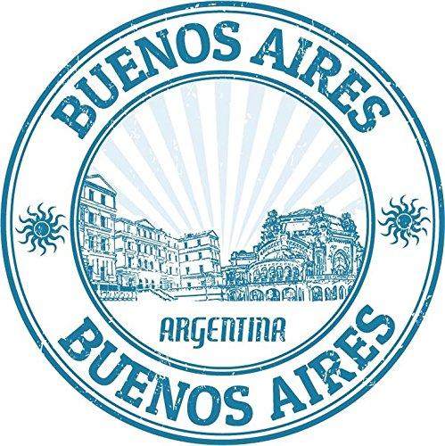 buenos-aires-argentina-travel-rubber-stamp-sticker-decal-design-5-x-5