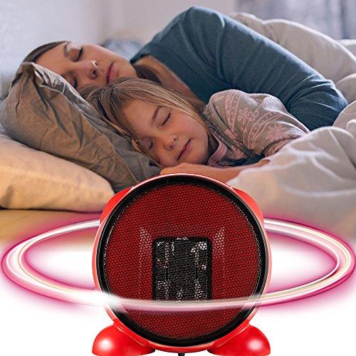 500w ceramic heater - 5
