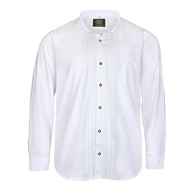 Orbis Camisa de Traje típico Blanca Tallas XXL: Amazon.es ...