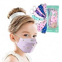 Cubrebocas KF94 para niños niñas Estilo coreano Certificado, Cubrebocas KF94 de Diseño Ositos varios Colores, KF94 para…