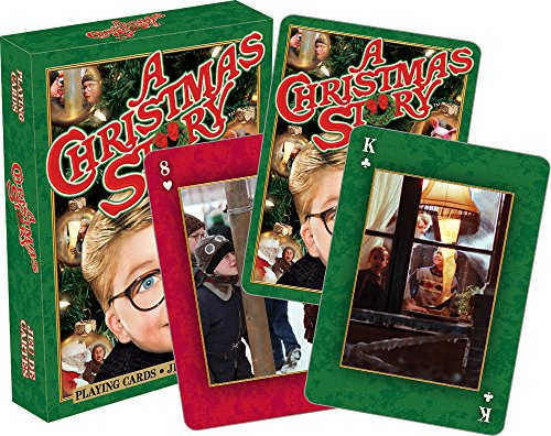 A Christmas Story Playing (Christmas Playing Cards)