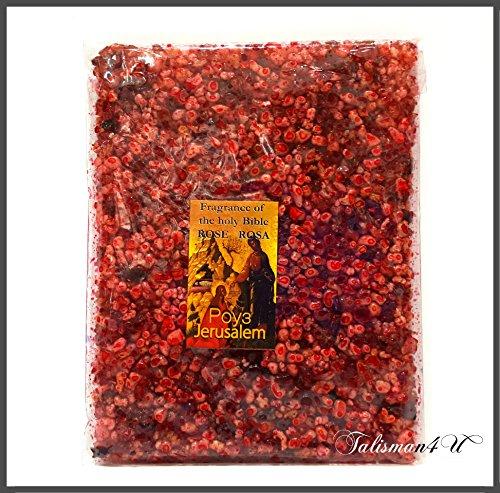 Rose Of Sharon Frankincense Resin Aromatic Incense From Jerusalem Holy Land 3.5 oz / 100 g