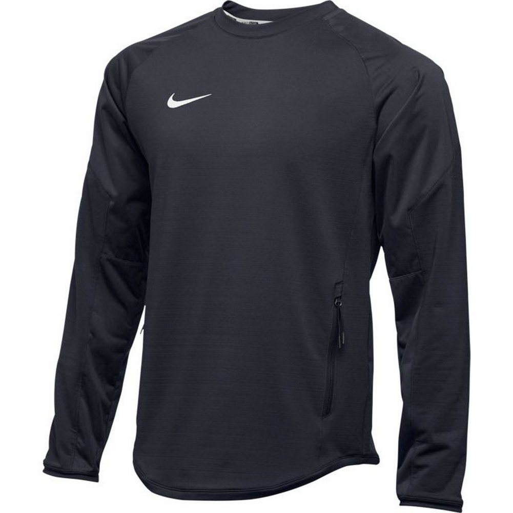 Nike Men's STK Hybrid BP Crew Sweatshirt Pullover