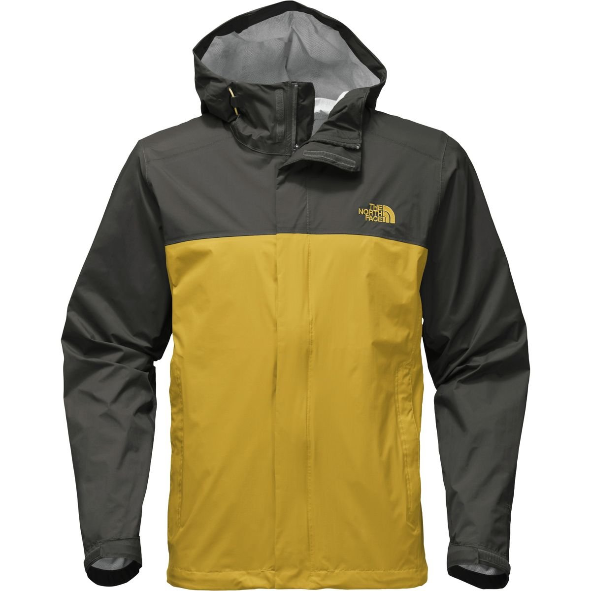 The North Face Men's Venture 2 Jacket - Arrowwood Yellow/Asphaltgry - L (Past Season) by The North Face