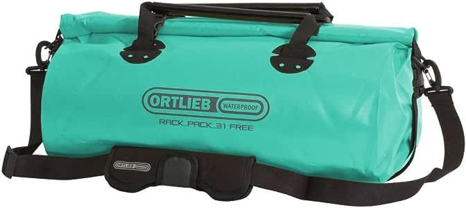 Ortlieb Rack-Pack Free Alforja 31L Lagoon: Amazon.es: Deportes y aire libre