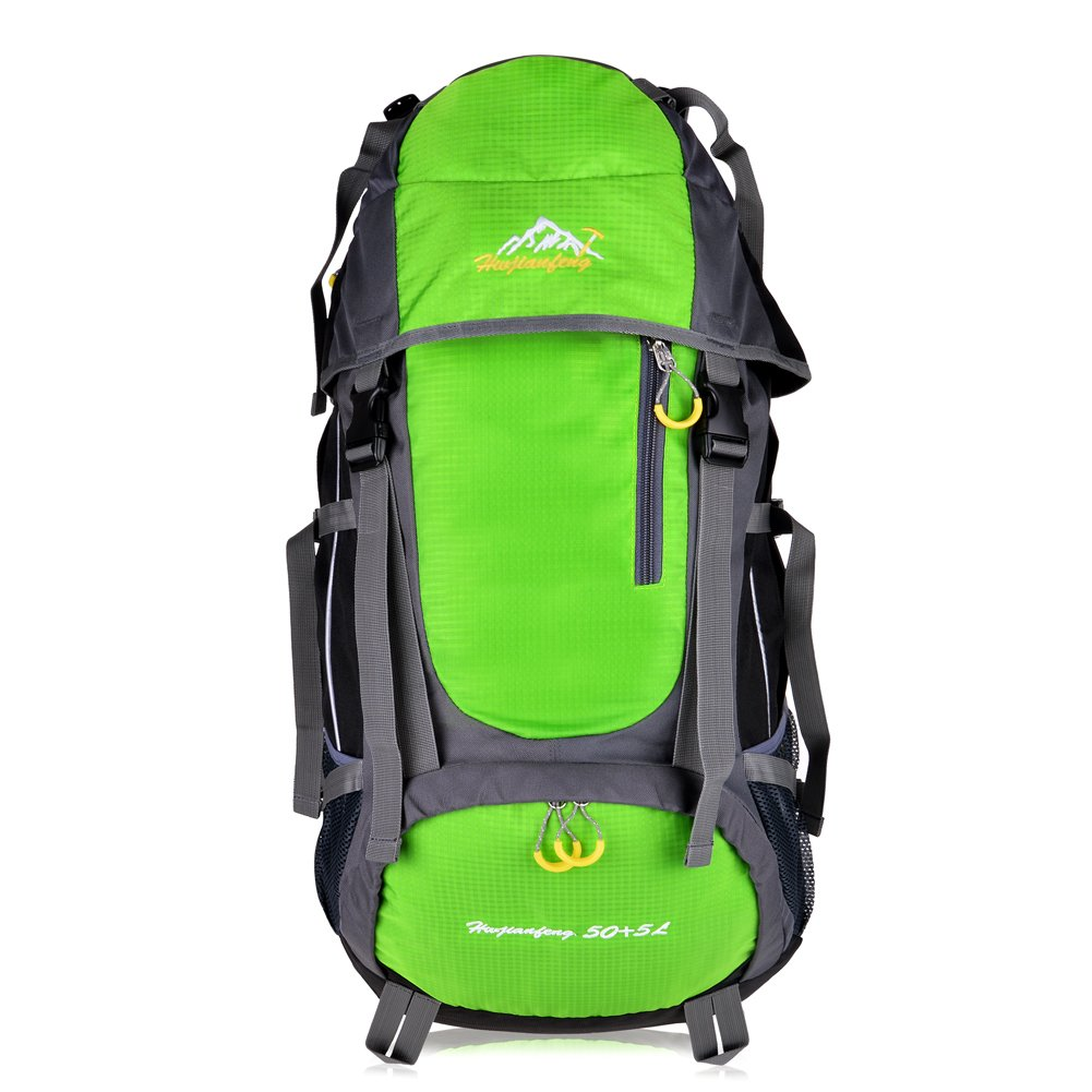 Vbiger Mountain Climbing Backpacks Outdoor Backpack Traveling Backpacks for Traveling, Sports, Leisure, Mountain Climbing