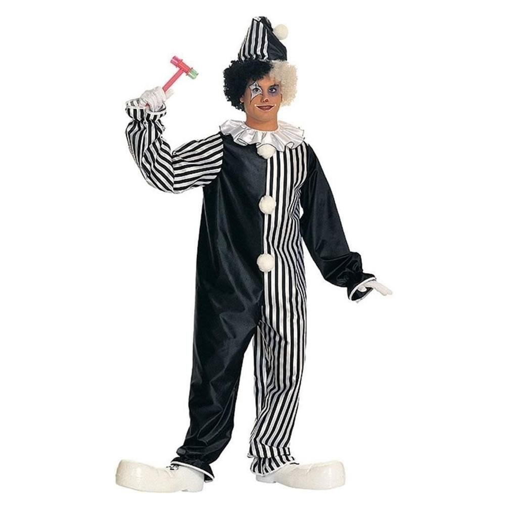 Rubie's Women's Harlequin Clown Costume, As Shown, One Size
