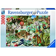 Amazon Lightning Deal 99% claimed: Ravensburger Oceania Jigsaw Puzzle (3000 Piece)