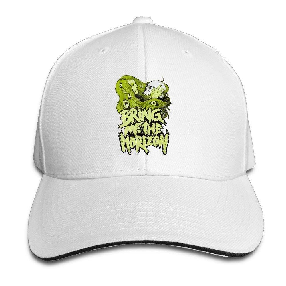 Runy Custom Avengers Gge Ultron Logo Adjustable Sandwich Hunting Peak Hat & Cap White lsrIYzy