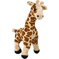 Kicko Soft Plush Giraffe - 11 Inch Stuffed Jungle Animal Toy and Pillow for Bedtime Pal, Playroom Decoration, Children…