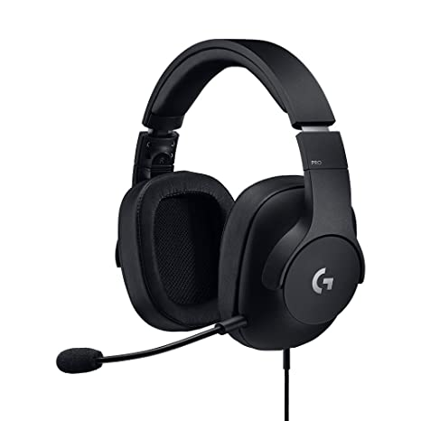 Logitech G Pro Gaming Headset 3e18757fa5ed